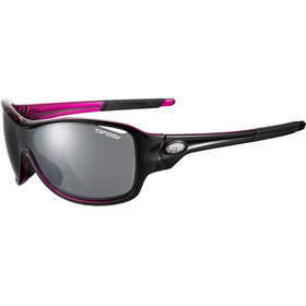 Tifosi Rumor Glasses black/pink - smoke/AC red/clear